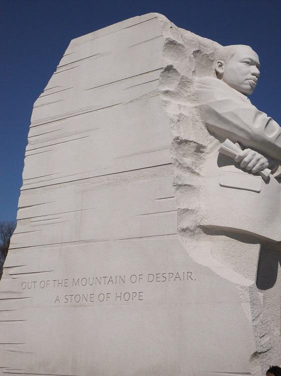 Martin Luther King Monument, Washington DC