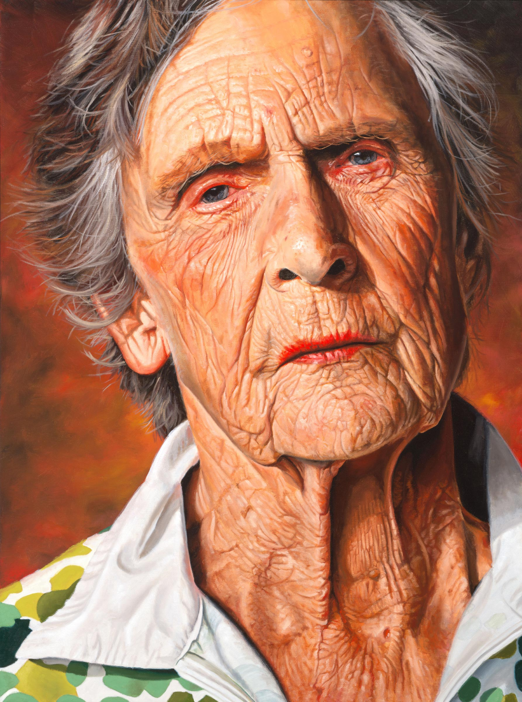 Highly Commended - Wendy Bowman - Darling Portrait Prize