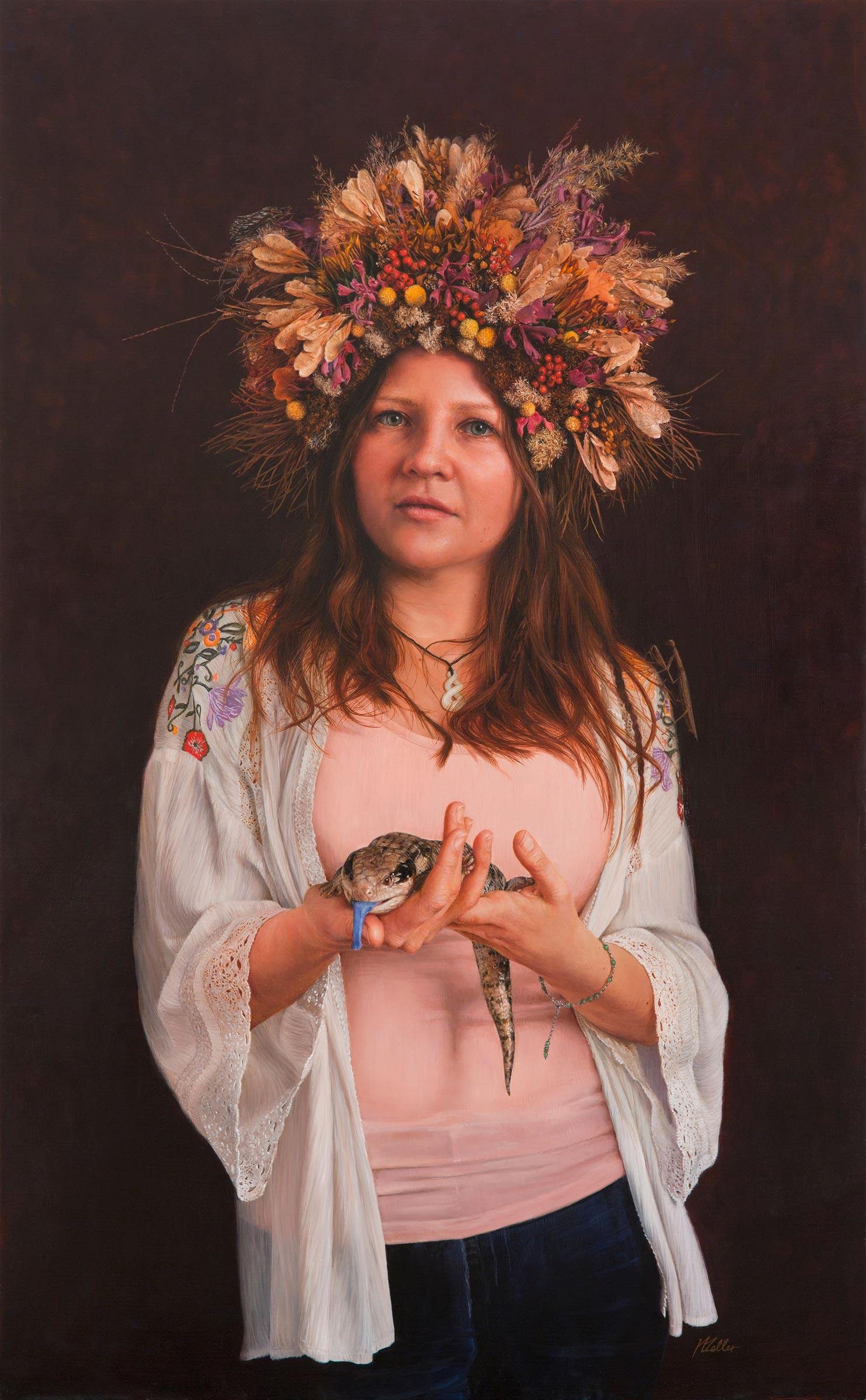 Finalist - Carma - Darling Portrait Prize