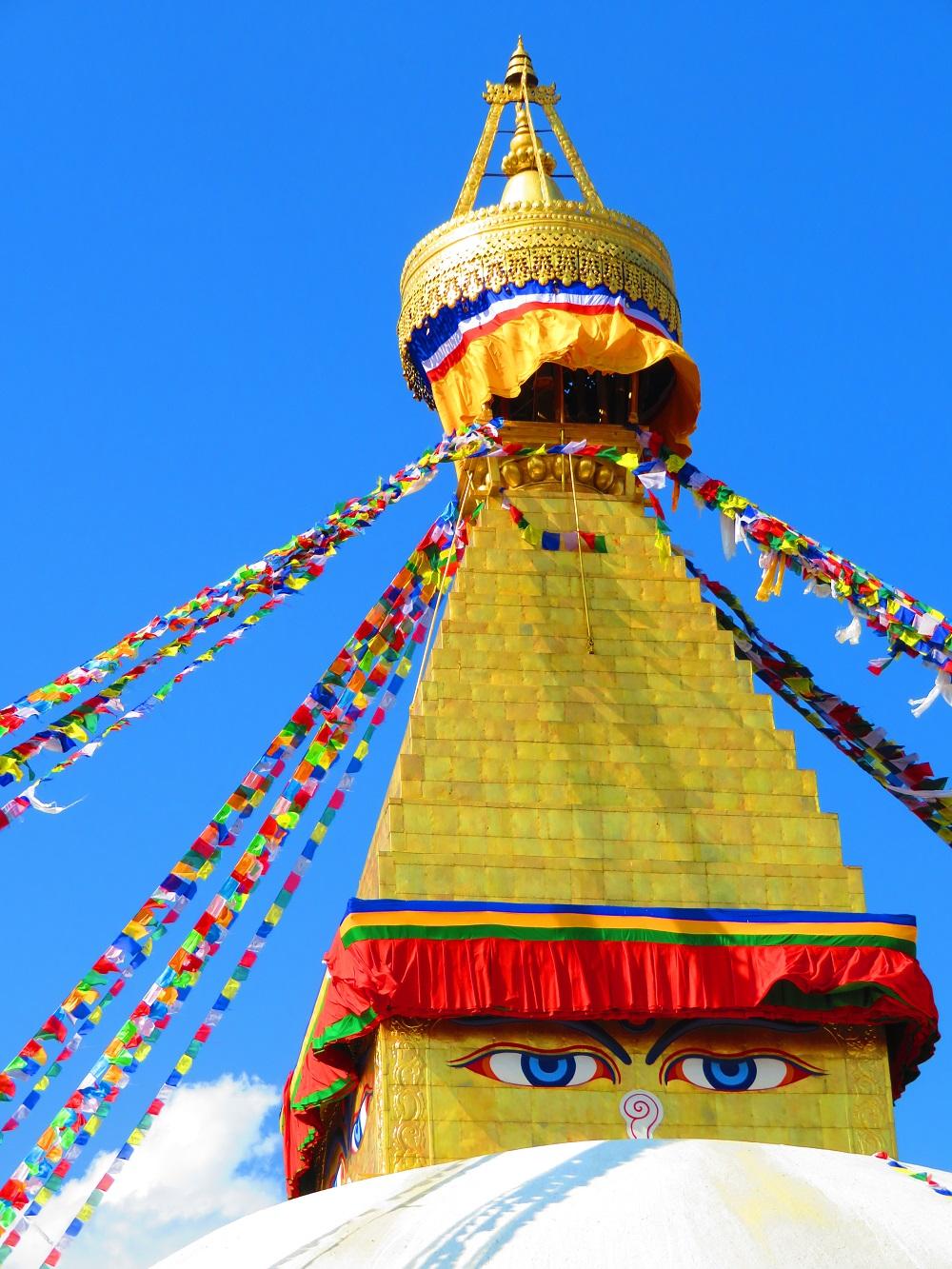 Stupa at Kathmandu