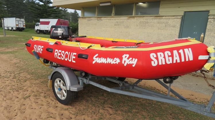 Summer Bay Surf rescue