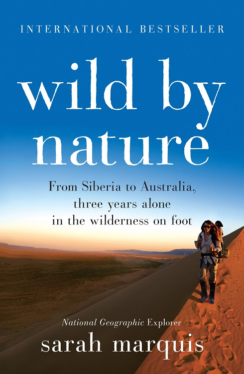 Book cover of Wild by Nature by Sarah Marquis