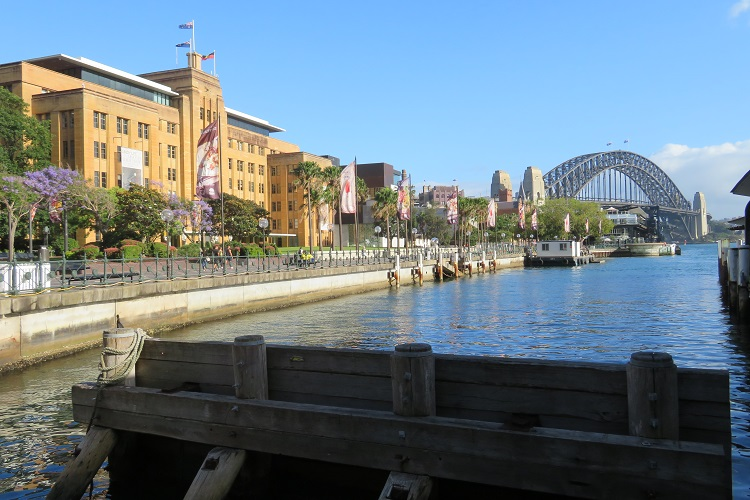 Circular Quay - Bondi to Manly Path