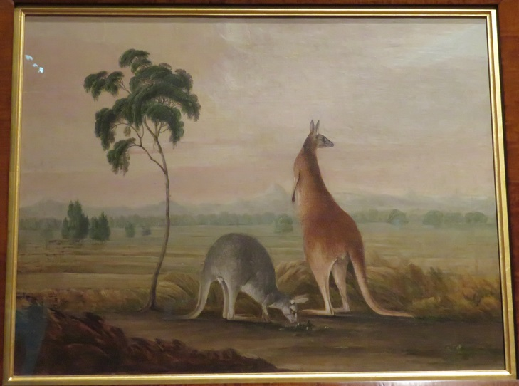 Paintings from the Collection Exhibition at State Library of NSW
