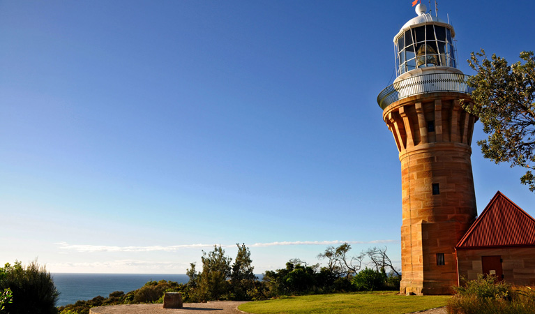 Barrenjoey Lighthouse, Palm Beach Source: NPWS