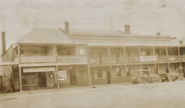 Woolpack Hotel - 1924