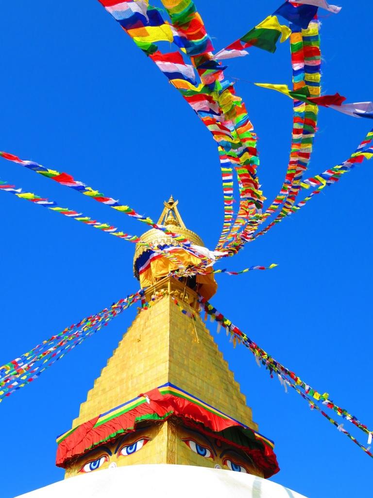 Buddha Stupa, Kathmandu Nepal