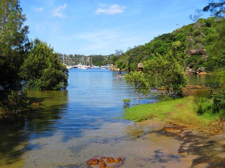 Views from near Clontarf Beach