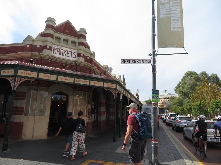 Fremantle Markets, Western Australia