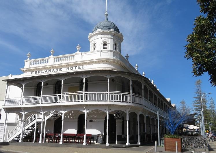 Beautiful architecture in Fremantle, Western Australia