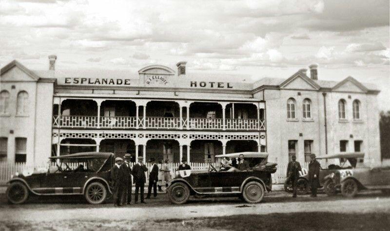 The Esplanade Hotel, Perth