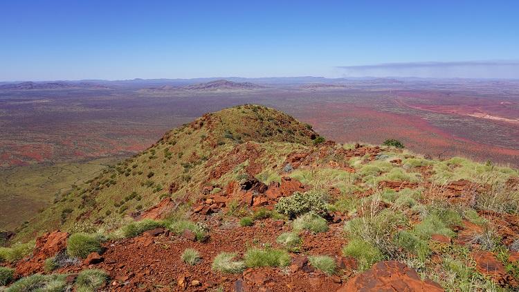 Mt Bruce or Punurrunha - Karijini National Park, Western Australia