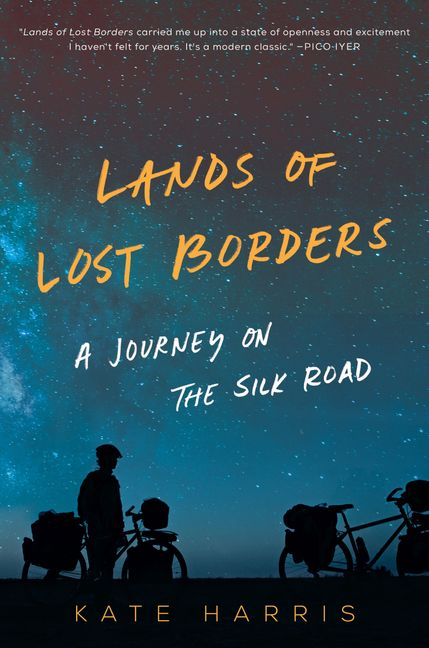 Lands of Lot Borders - Book Cover