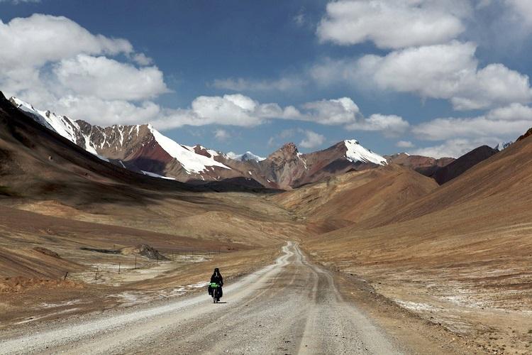 Tajikistan. Source: @Cycling Silk on Facebook