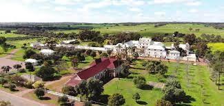 New Norcia Monastery, Western Australia. Source: newnorcia.wa.edu.au