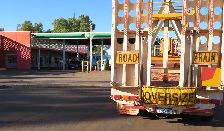 Capricorn Roadhouse, Western Australia.
