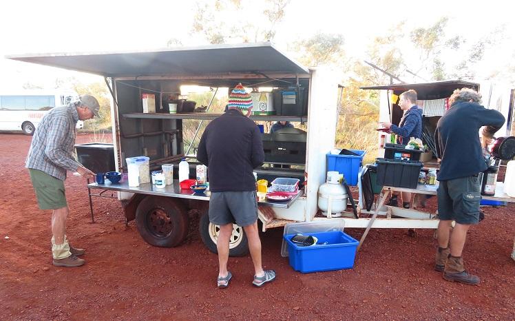 Campsite - Karijini Eco Retreat, Western Australia