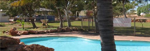 The swimming pool at Yardie Homestead. Source: Yardie Homestead Caravan Park