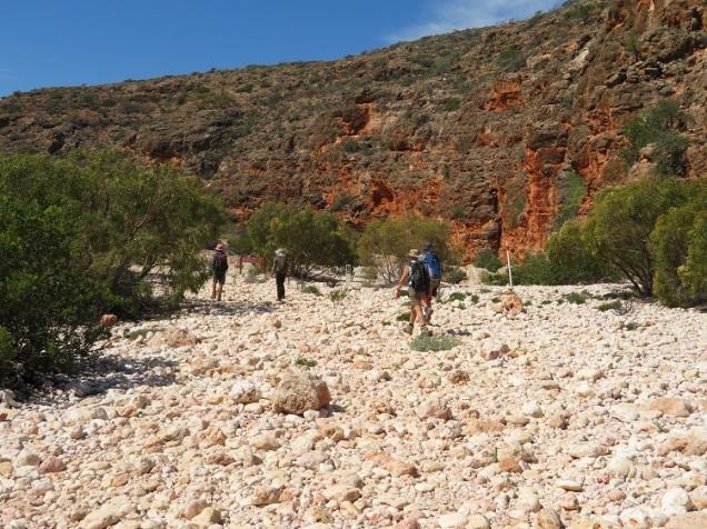 Mandu Mandu Walk, Exmouth, Western Australia